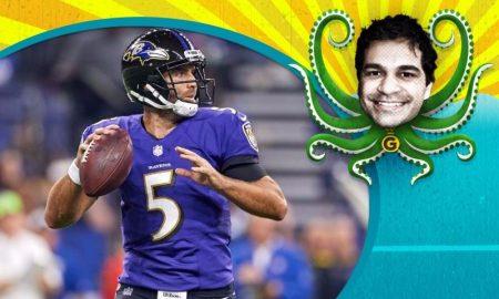Joe Flacco dos Ravens