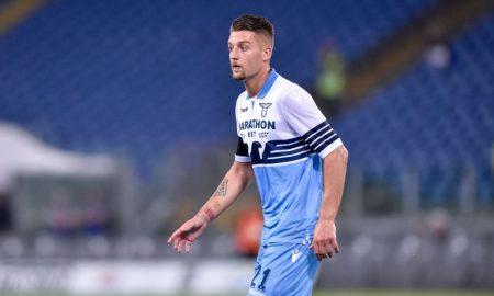 Sergej Milinkovic-Savic do Lazio