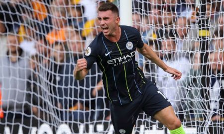 Aymeric Laporte do Manchester City