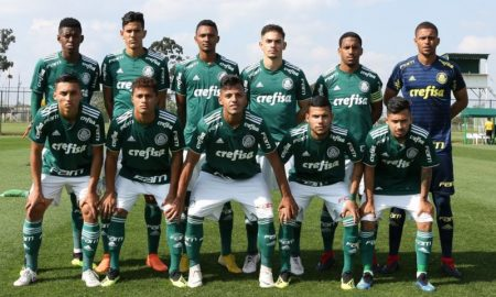 Equipe Sub-20 do Palmeiras