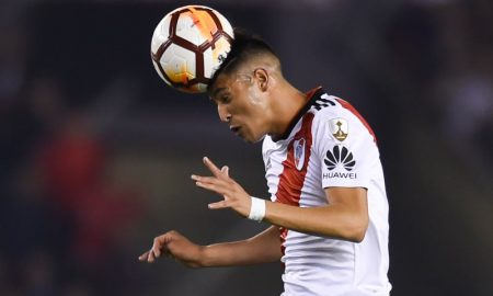 Exequiel Palacios do River Plate