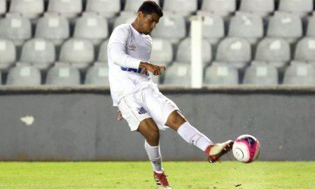 Emerson do time Sub-23 do Santos