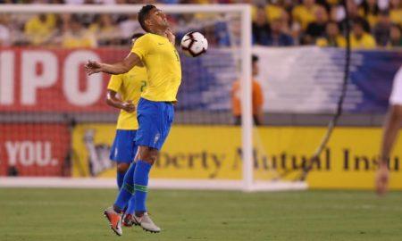 Casemiro pela Seleção Brasileira