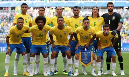 Seleção Brasileira na Copa do Mundo 2018