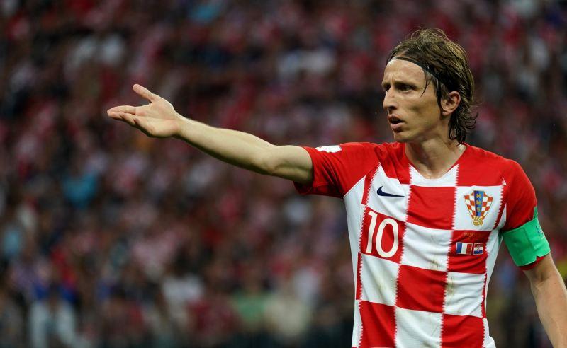 Luka Modric da Seleção Croata