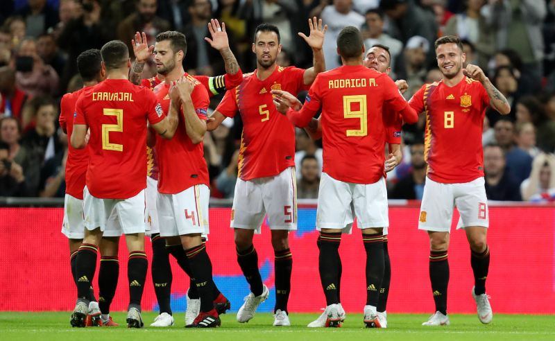 Seleção Espanhola
