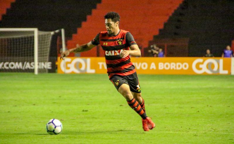 Jogador do Sport Club Recife