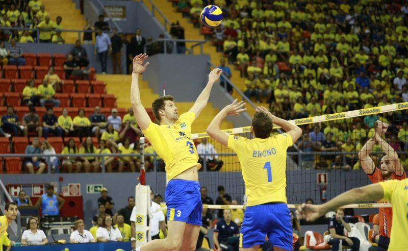 Seleção Brasileira de Vôlei Masculino