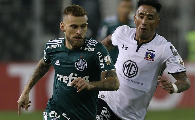 Palmeiras x Colo-Colo