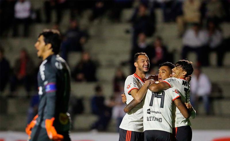 Arrancada do Flamengo