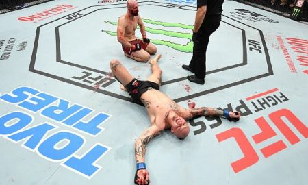 UFC Moncton: Volkan Oezdemir Vs Anthony Smith