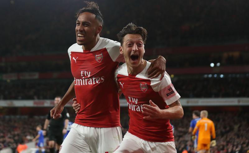 Pierre-Emerick Aubameyang do Arsenal