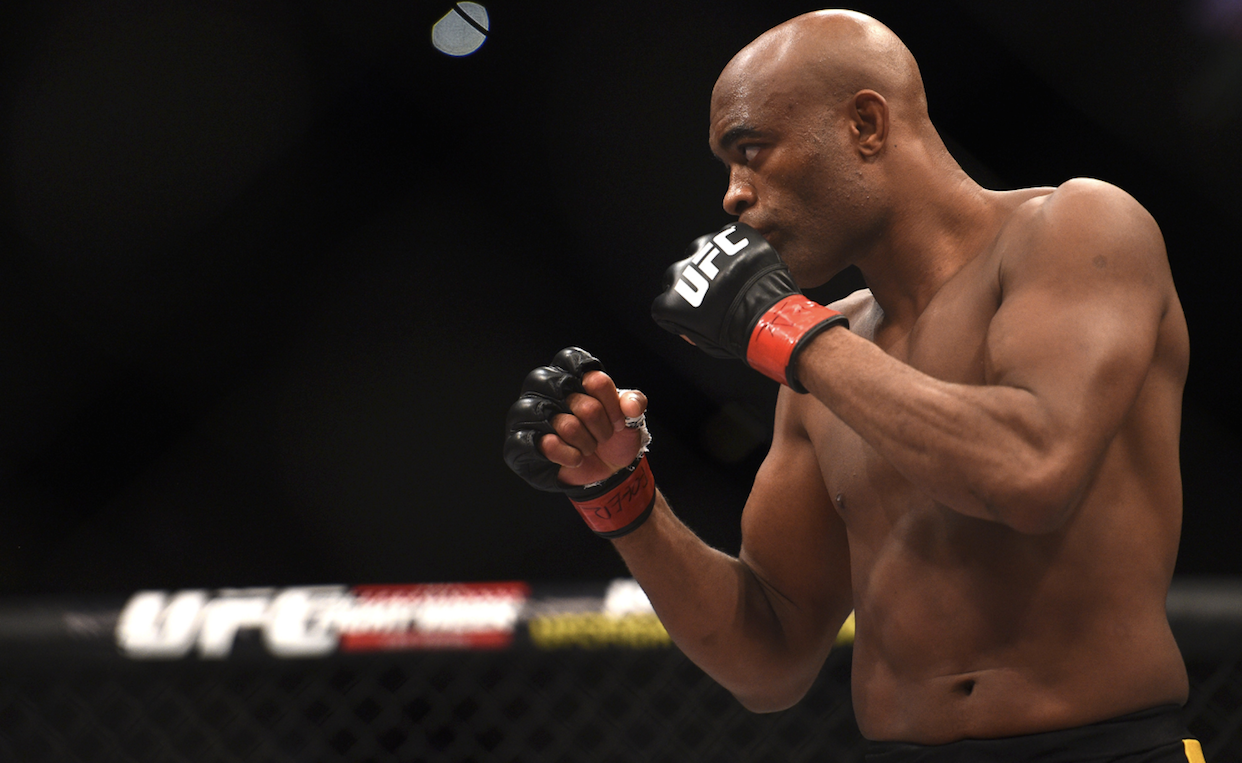 Anderson Silva Vs Conor McGregor no UFC?