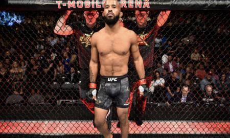 Demetrious Johnson é ex-campeão dos moscas do UFC