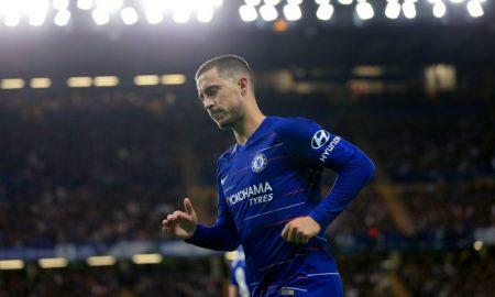 Eden Hazard do Chelsea