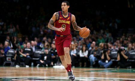 Jordan Clarkson dos Cleveland Cavaliers
