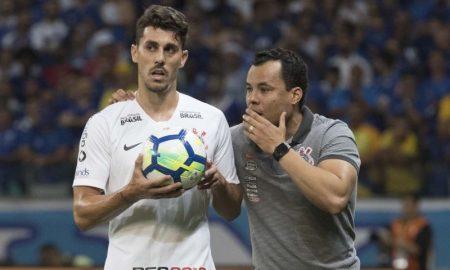 Jogo do Corinthians
