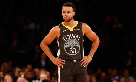 Stephen Curry dos Golden State Warriros