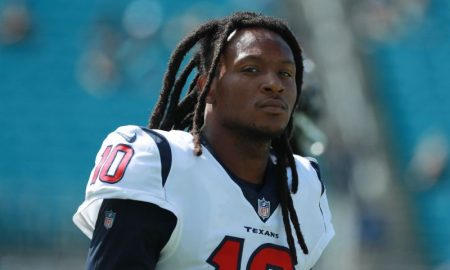 DeAndre Hopkins dos Houston Texans