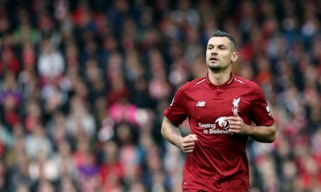 Dejan Lovren do Liverpool