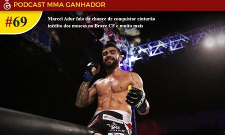Marcel Adur - Podcast MMA Ganhador