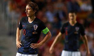 Modric da Seleção Croata