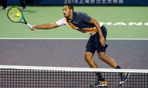 O tenista Nick Kyrgios