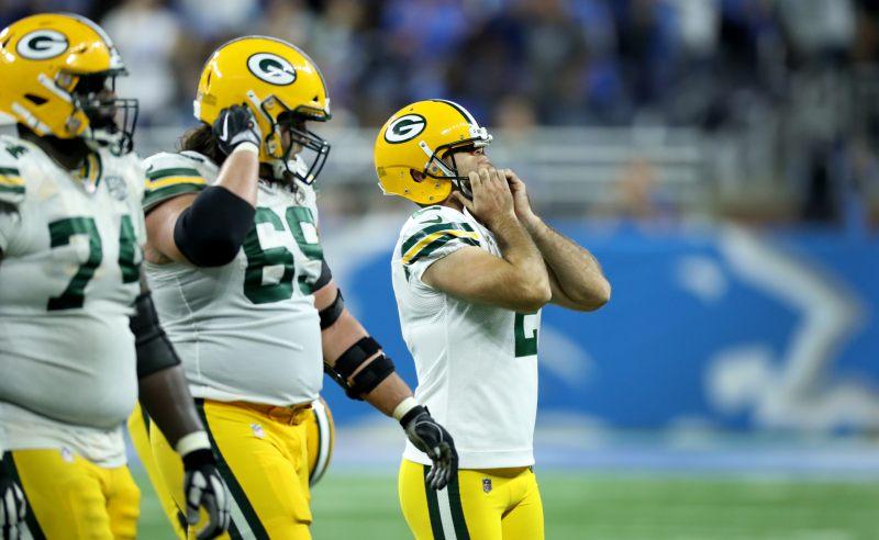 Jogadores dos Green Bay Packers