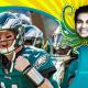 Carson Wentz dos Philadelphia Eagles