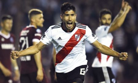 Luciano Lollo do River Plate