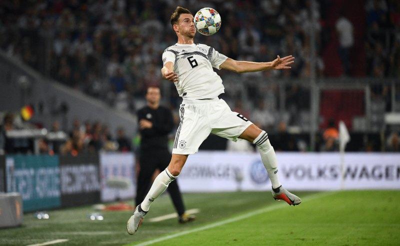 Leon Goretzka da Seleção Alemã