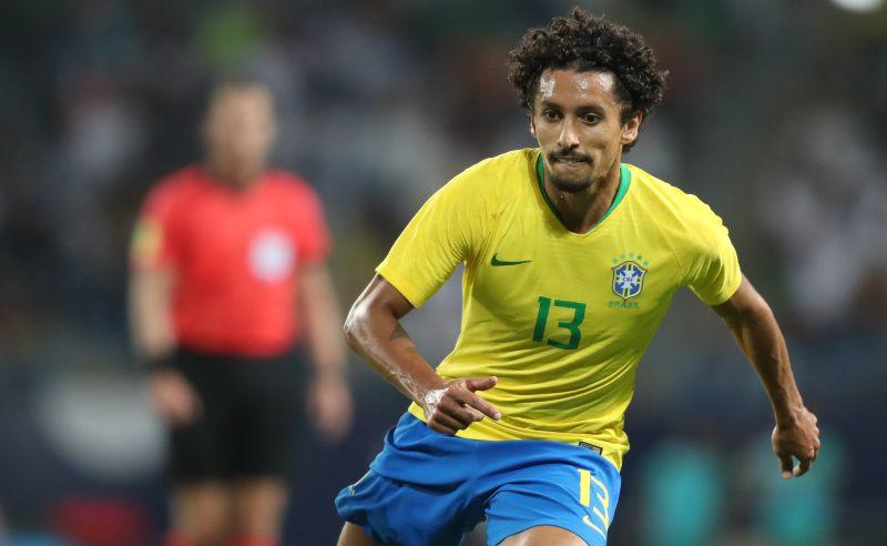Marquinhos da Seleção Brasileira