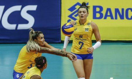 Seleção Brasileira de Vôlei Feminino