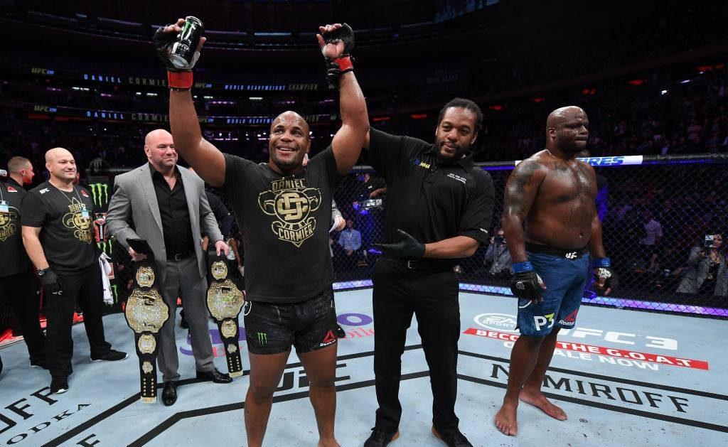 UFC 230: Daniel Cormier Vs Derrick :ewis