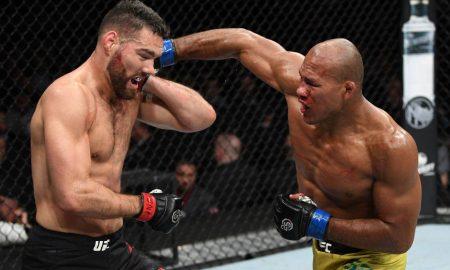 UFC 230: Ronaldo Jacaré VS Chris Weidman