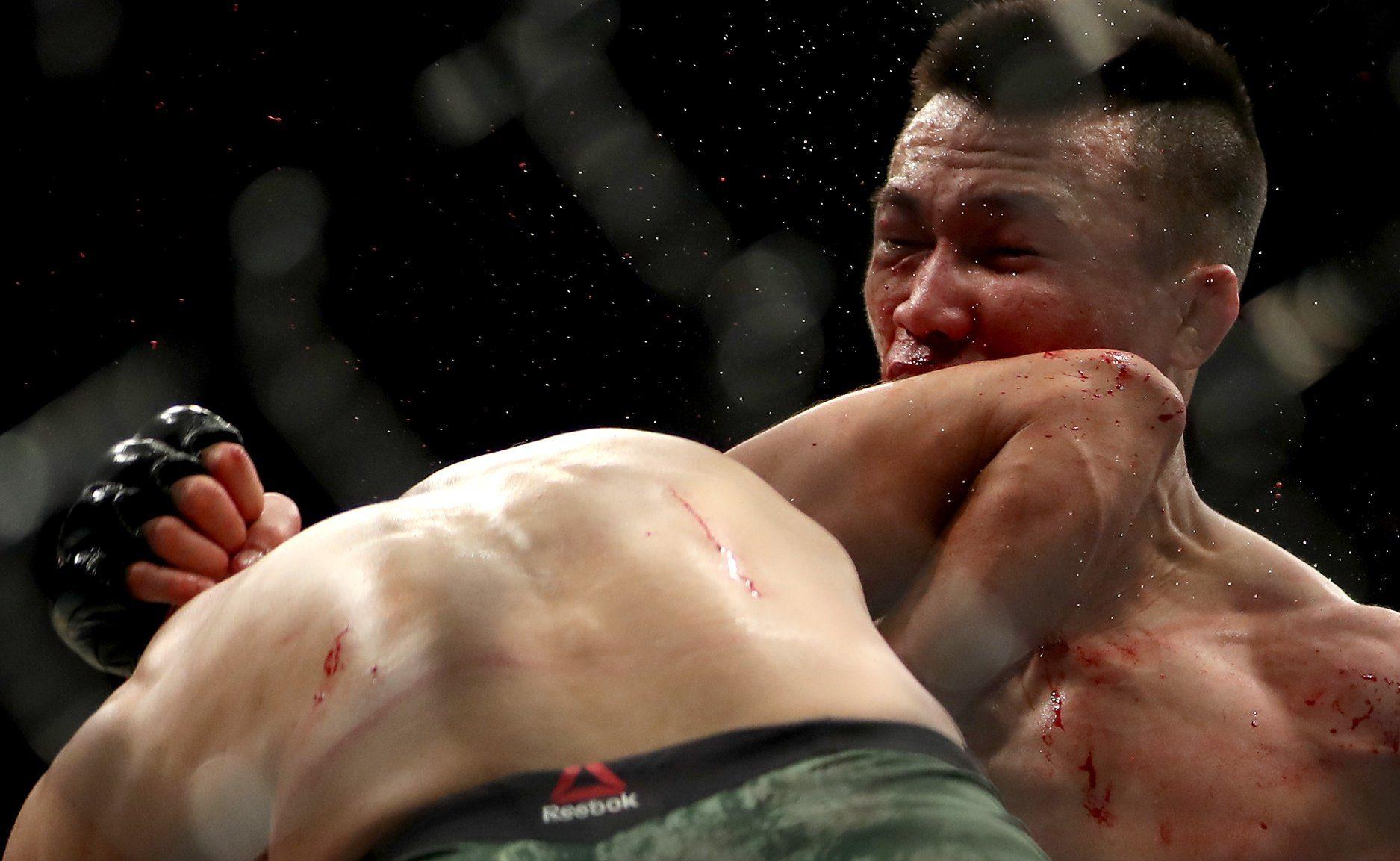 UFC Denver: Yair Rodriguez Vs Chan Sung Jung