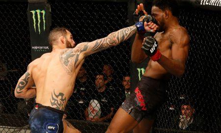 UFC Argentina: Santiago Ponzinibbio Vs Neil Magny