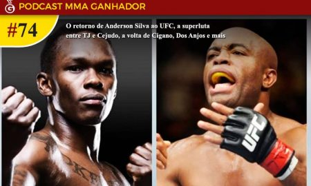 UFC 234: Israel Adesanya Vs Anderson Silva