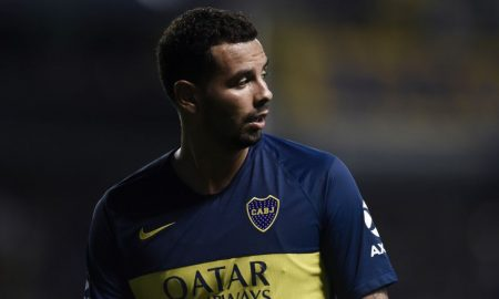Edwin Cardona do Boca Juniors