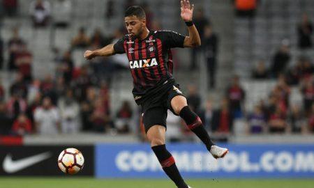 Jogador do Atlético-PR