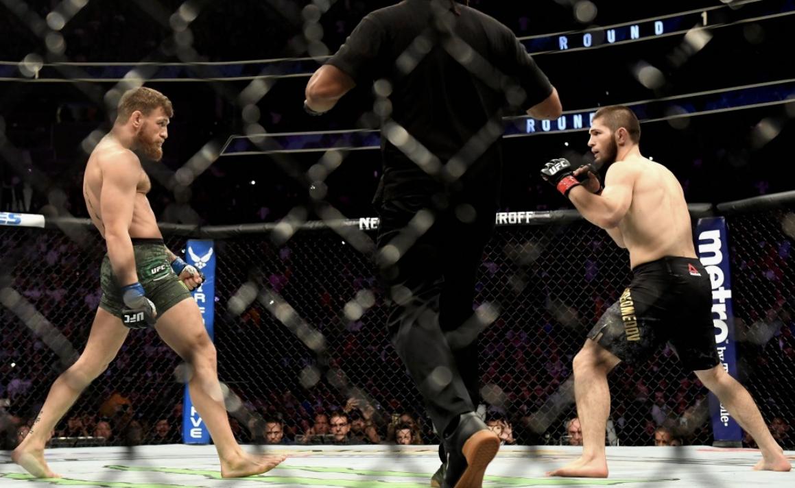 Conor McGregor Vs Khabib Nurmagomedov: UFC 229