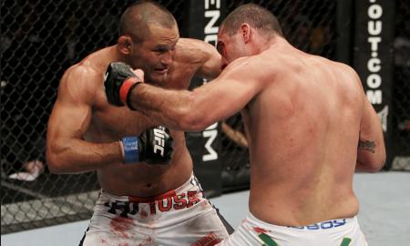 Dan Henderson Vs Mauricio Shogun - UFC 139
