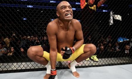 Anderson Silva - Peso médio UFC