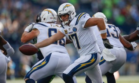 Philip Rivers dos Chargers
