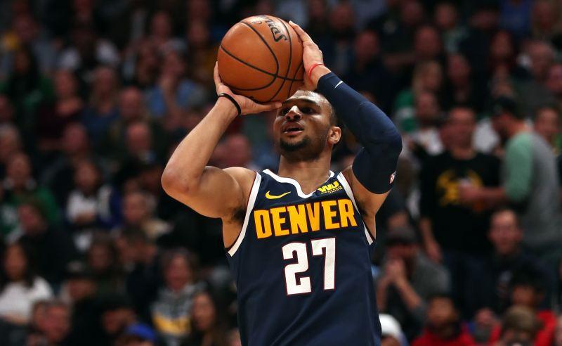 Jamal Murray dos Denver Nuggets
