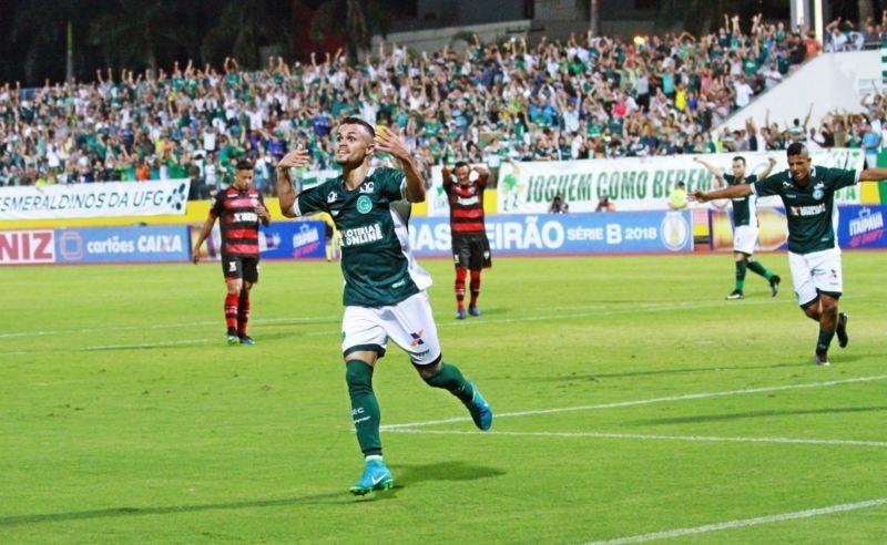 Jogador do Goiás