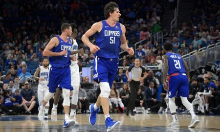 Boban Marjanovic dos Los Angeles Clippers