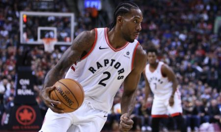 Kawhi Leonard dos Toronto Raptors