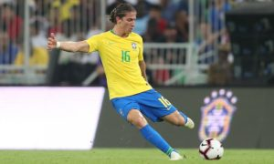 Filipe Luís da Seleção Brasileira