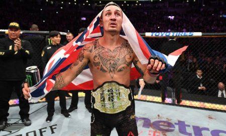 Max Holloway é o campeão peso-pena do UFC
